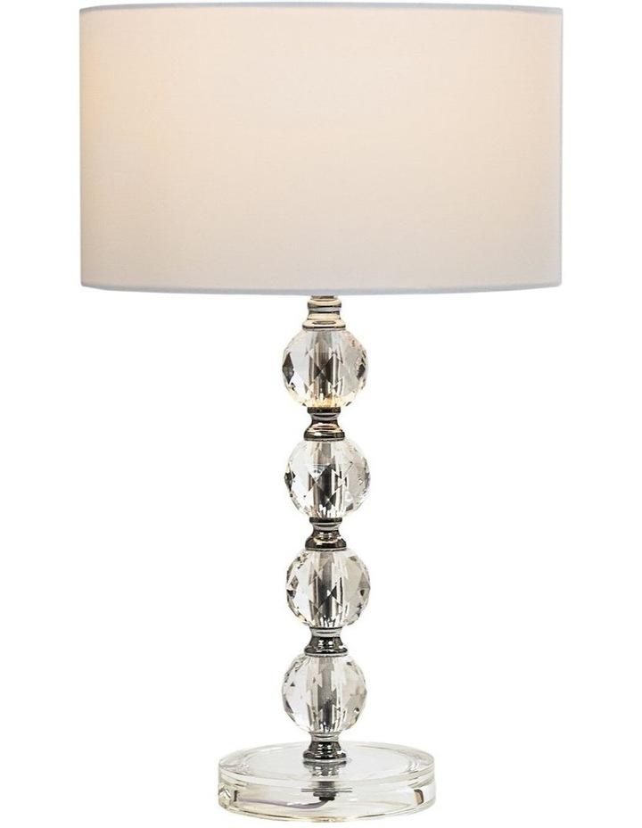 Suzie Acrylic Table Lamp image 1