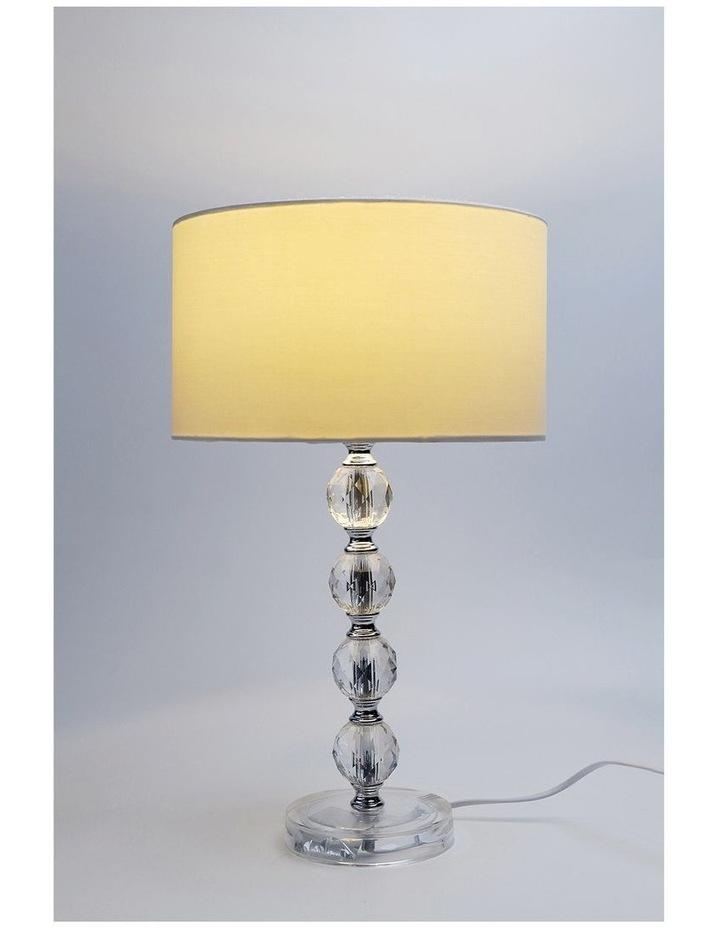 Suzie Acrylic Table Lamp image 6