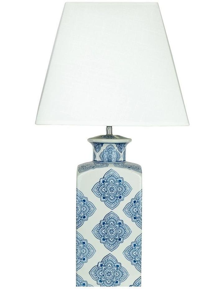 Beth Ceramic Table Lamp image 1