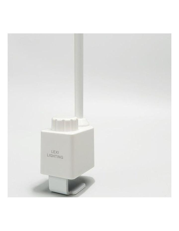 Inbuilt LED Multi-Functional Desk Lamp image 6