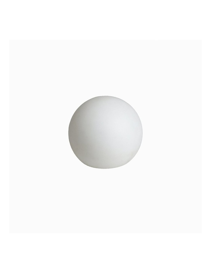 LED Mood Light Ball 30CM Solar DC Power image 1