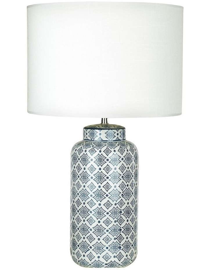 Afra Ceramic Table Lamp image 1