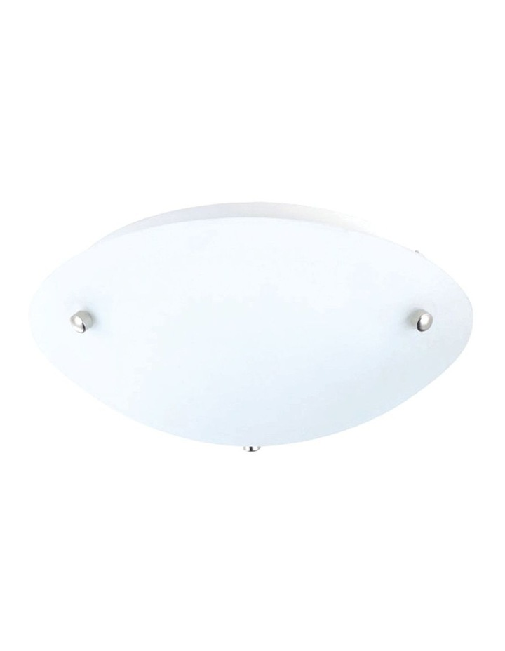 Volute 4000k Oyster Ceiling Light 22w image 1