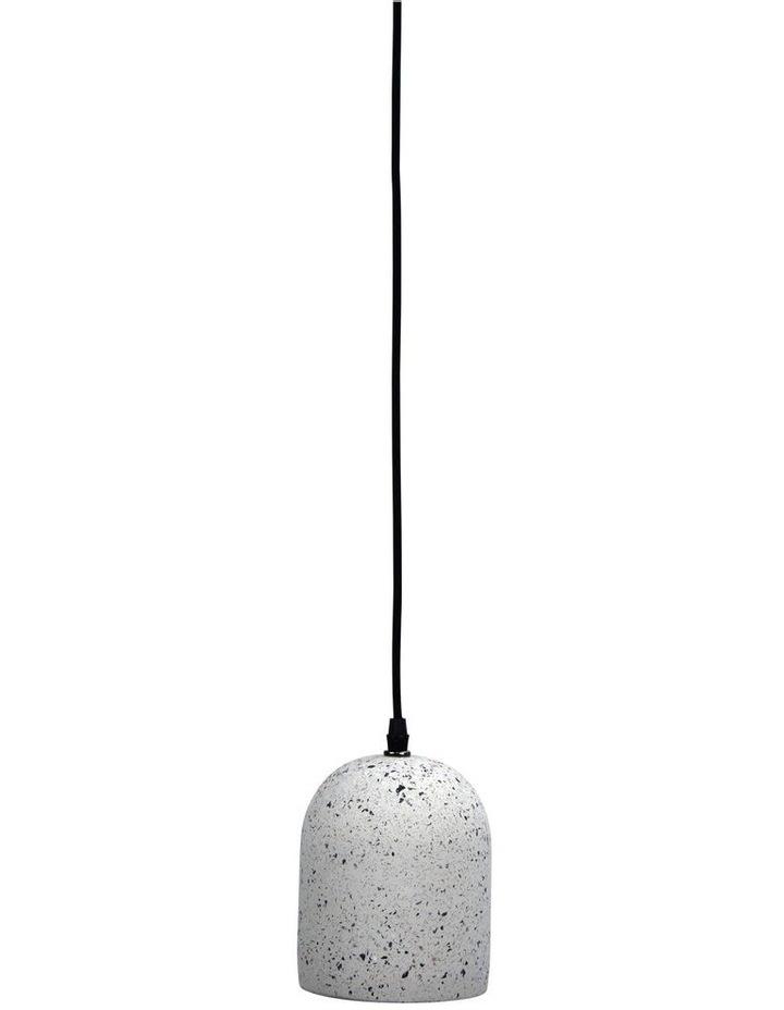 Retro Terrazzo Terros Pendant Light Small image 1