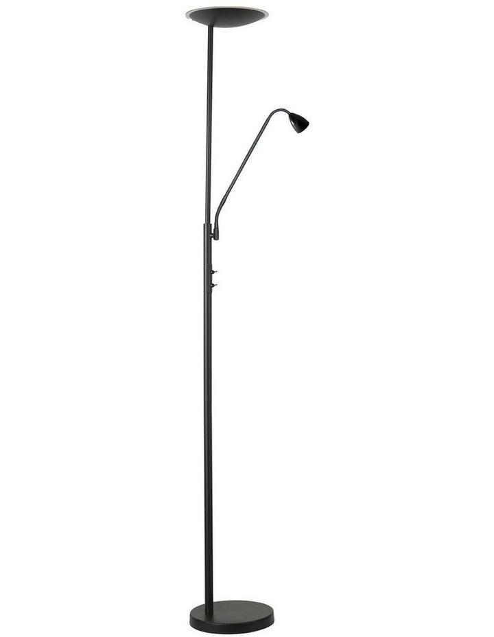 Up2 Led Mother and Child LED Floor Lamp Black image 1