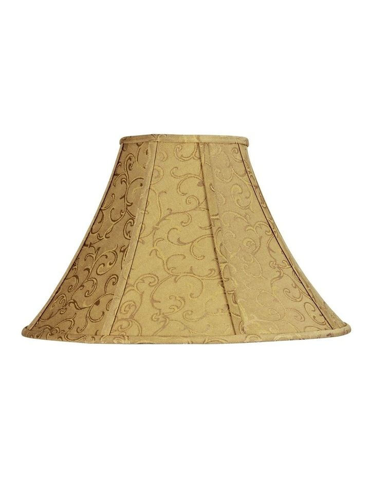 46Cm Lamp Shade Old-Gold Jacquard Large image 1