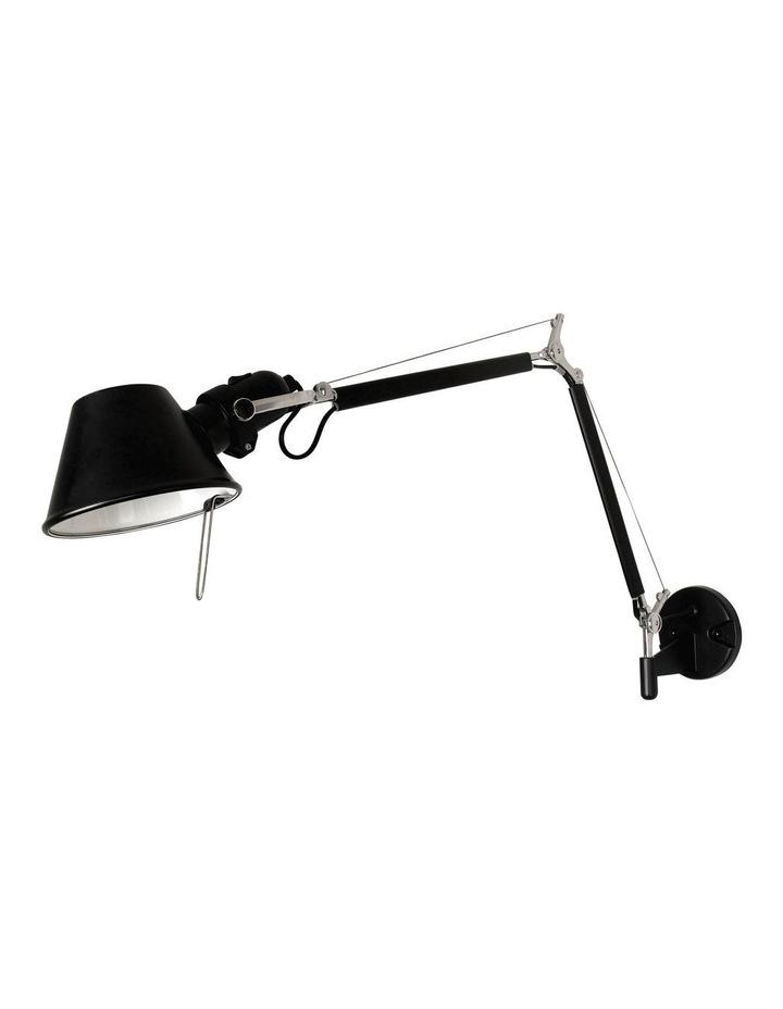 Forma Adjustable Wall Light Black image 1