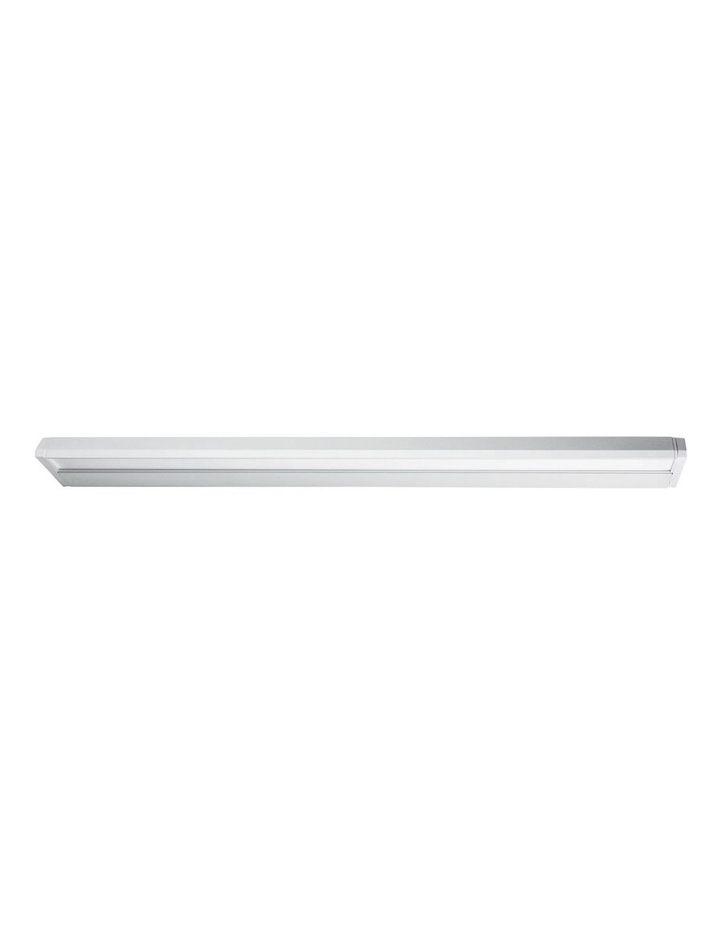 Mode LED Vanity Wall Light White 90cm image 1