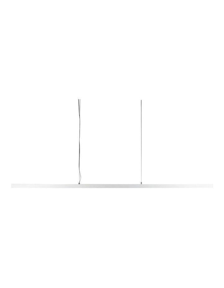 Shard 150cm LED Pendant Light White image 1