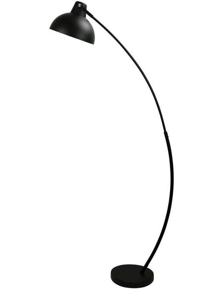 Lago Floor Lamp Black image 1