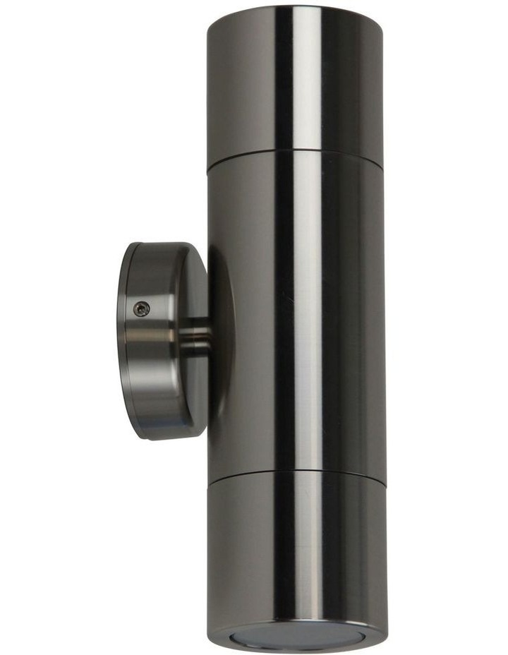 Oxley Up/Down Exterior Light Stainless Steel image 1