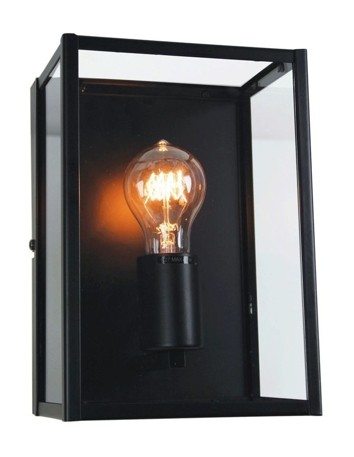 Eaton Wall Light With Clear Glass image 1