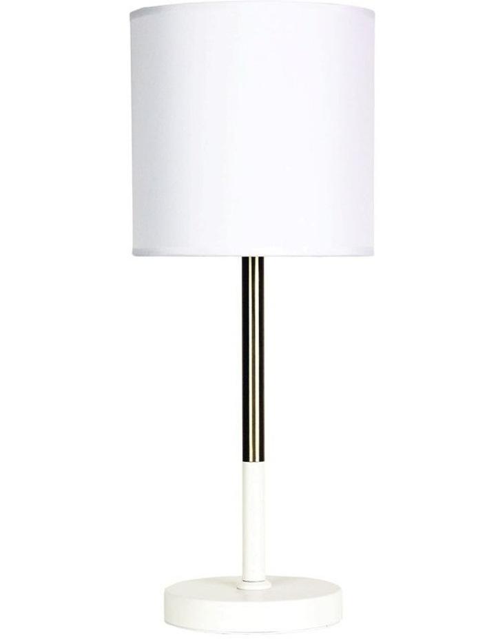 Corda Table Lamp White image 1