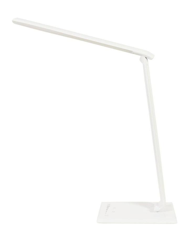 Luke Touch Table Lamp White image 1