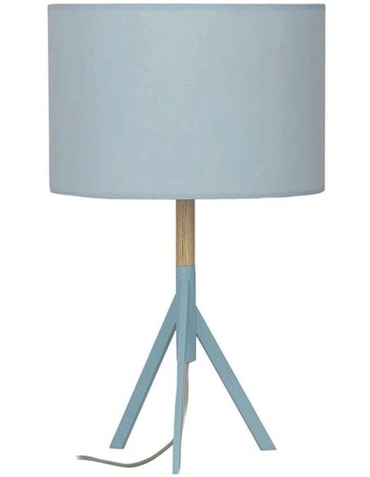 Micky Complete Table Lamp Blue image 1