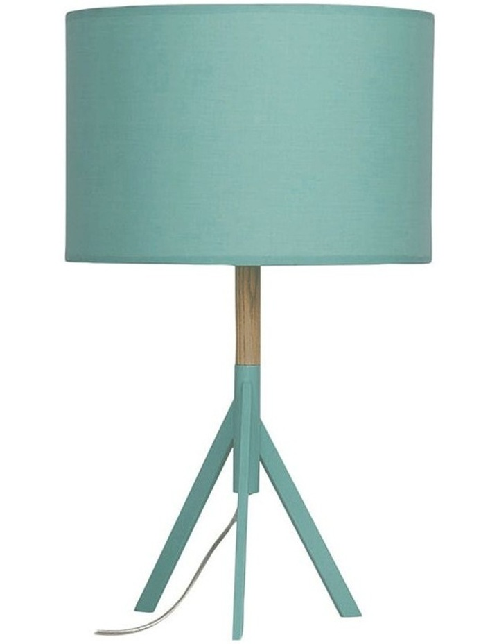 Micky Complete Table Lamp Green image 1