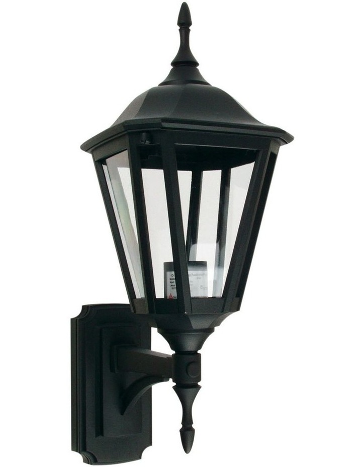 Java Mini Double Insulated Coach Exterior Light Black image 1