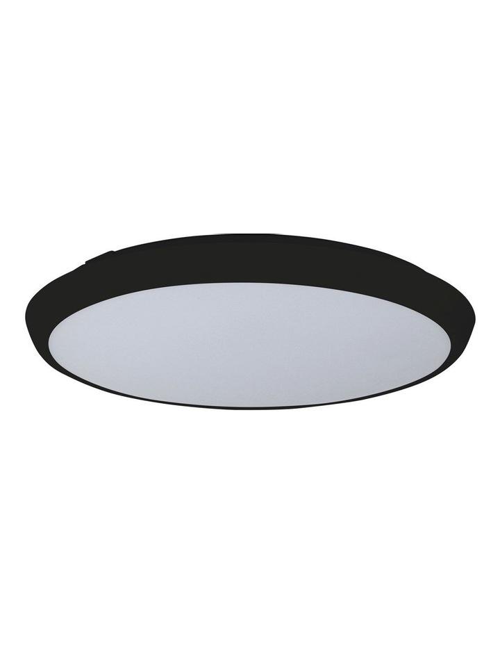 Kore LED Dimmable Ceiling Light 40cm Black image 1