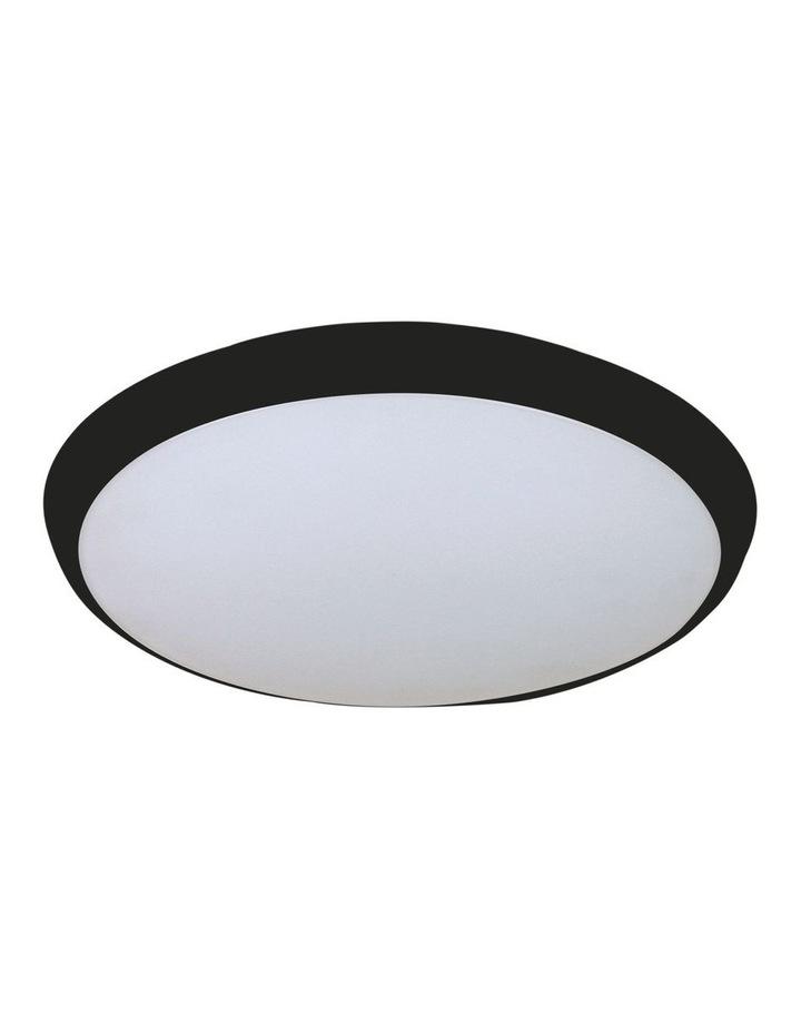 Kore LED Dimmable Ceiling Light 30cm Black image 1