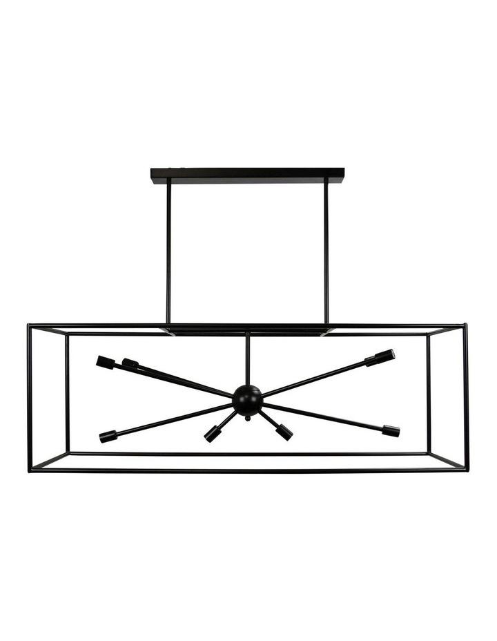 Georgetown Horizontal Box Pendant Light image 1