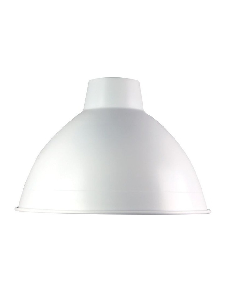 Yard Industrial Style Shade 47cm White image 1