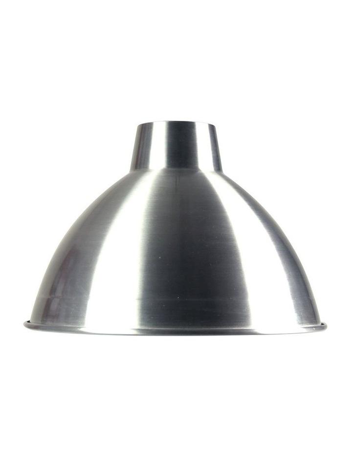 Yard Industrial Style Shade 47cm Polished Aluminium image 1