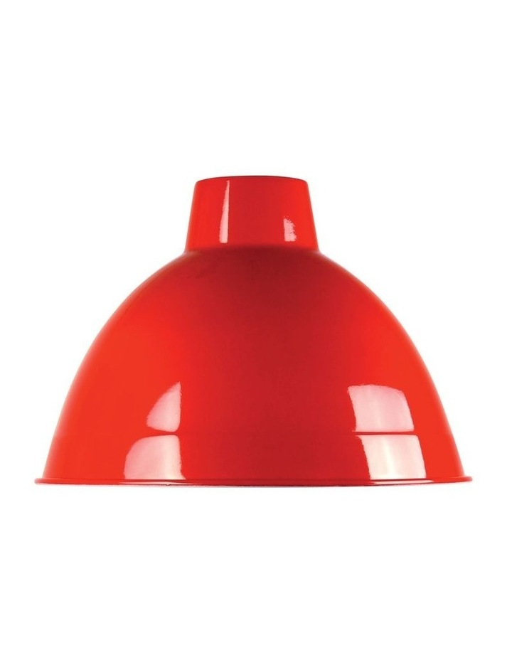 Yard Industrial Style Shade 35cm Red image 1