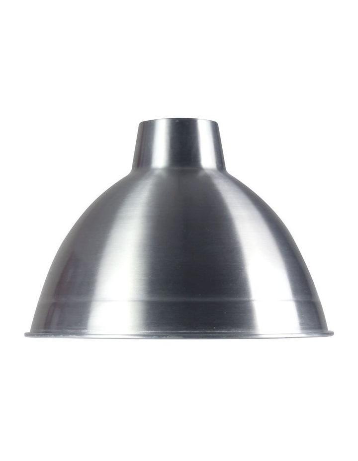 Yard Industrial Style Shade 35cm Polished Aluminium image 1