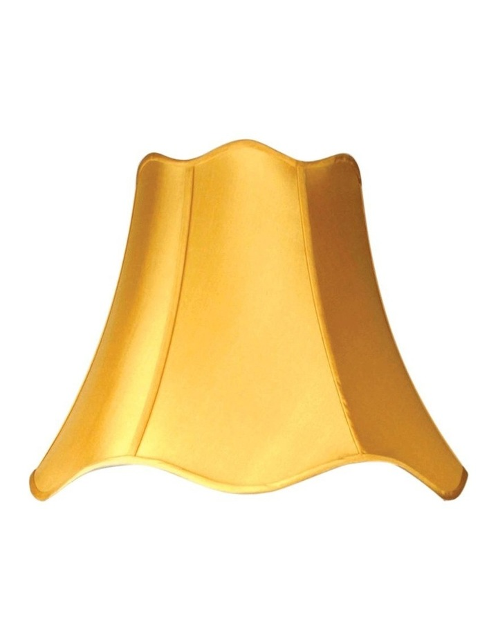 50cm Large Floor Lamp Shade Satin Gold image 1
