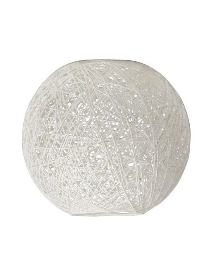 Kono DIY Flush Mount Lamp Shade Only White 60cm image 1