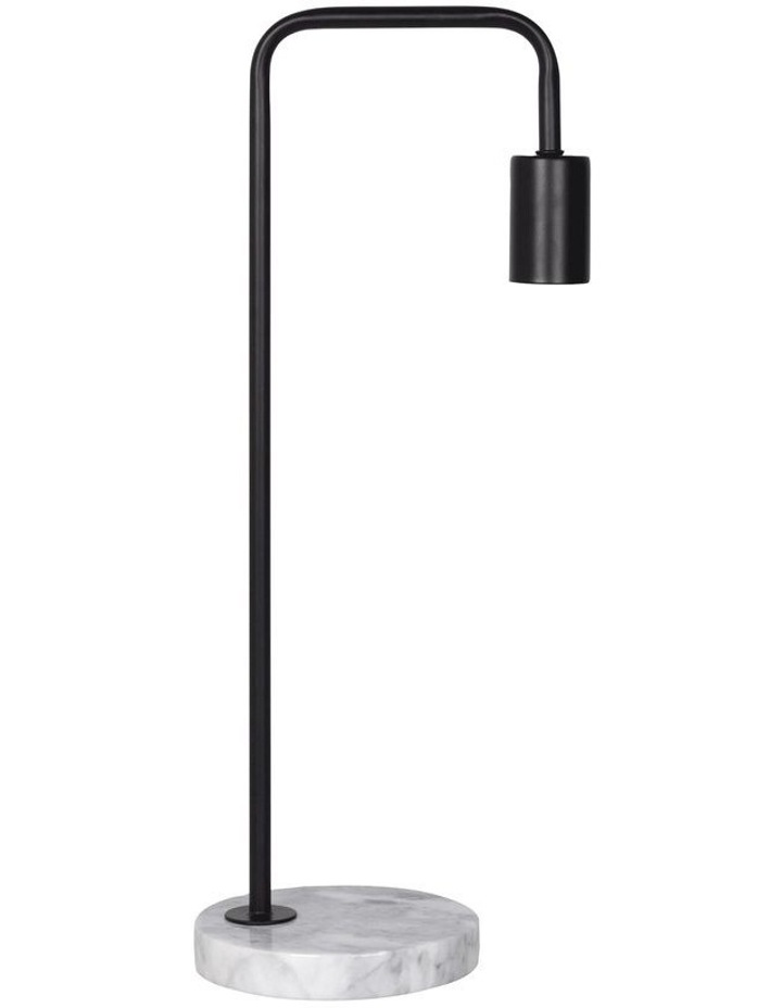 Black Ville Table Lamp image 1