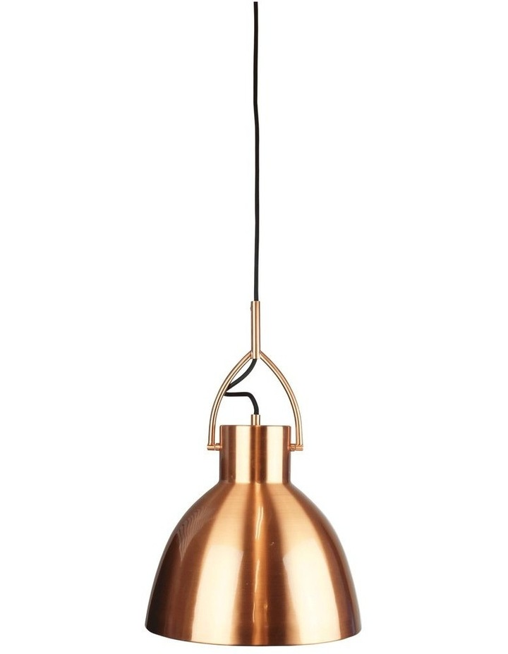 Perno Industrial Style Pendant Light Copper image 1