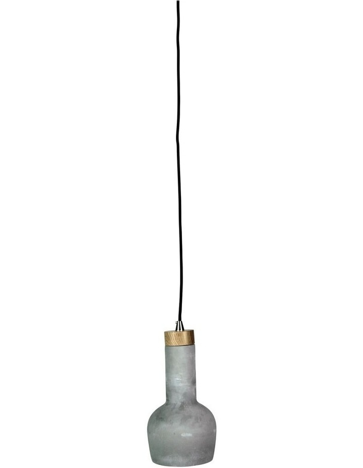 Panto Concrete Finish Pendant Light image 1