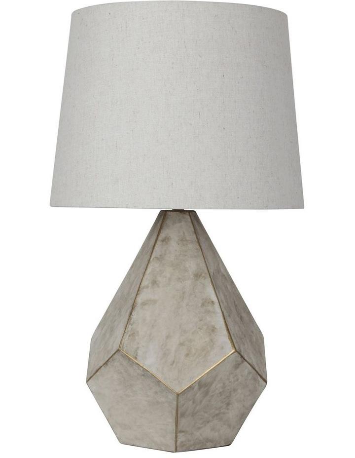 Leon Geometrical Table Lamp image 1