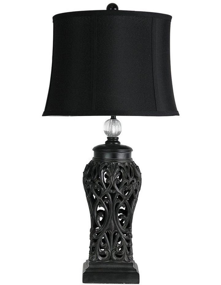 Dorne Classic table lamp Antique Black image 1