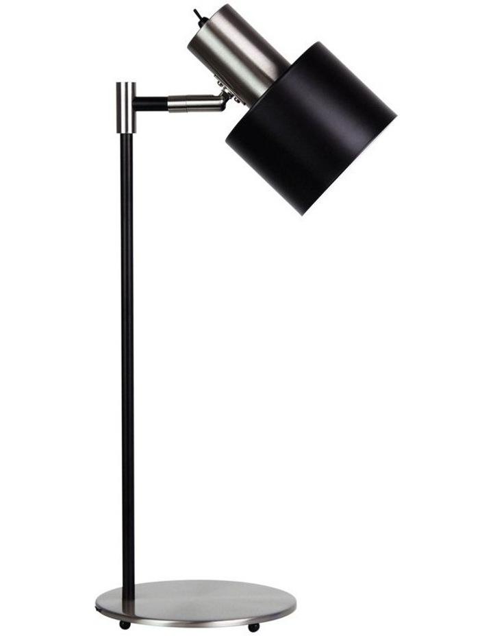Ari Scandustrial Table Lamp Brushed Chrome image 1