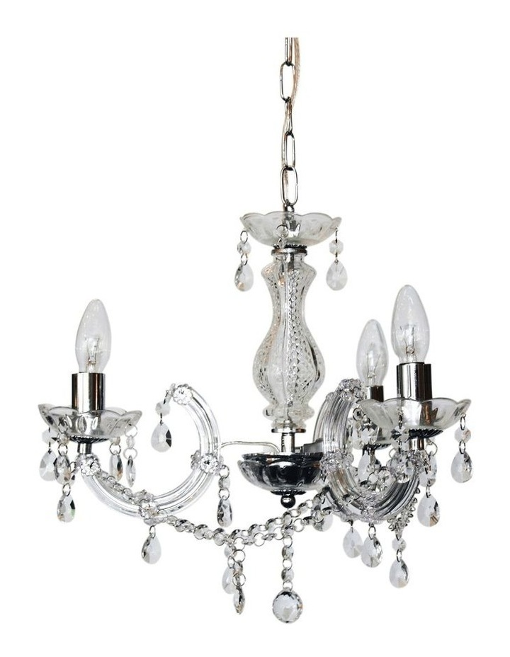 Marie Therese 3 Light Chandelier image 1