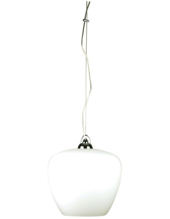 Cybelle Pendant Light in Matt Opal image 1