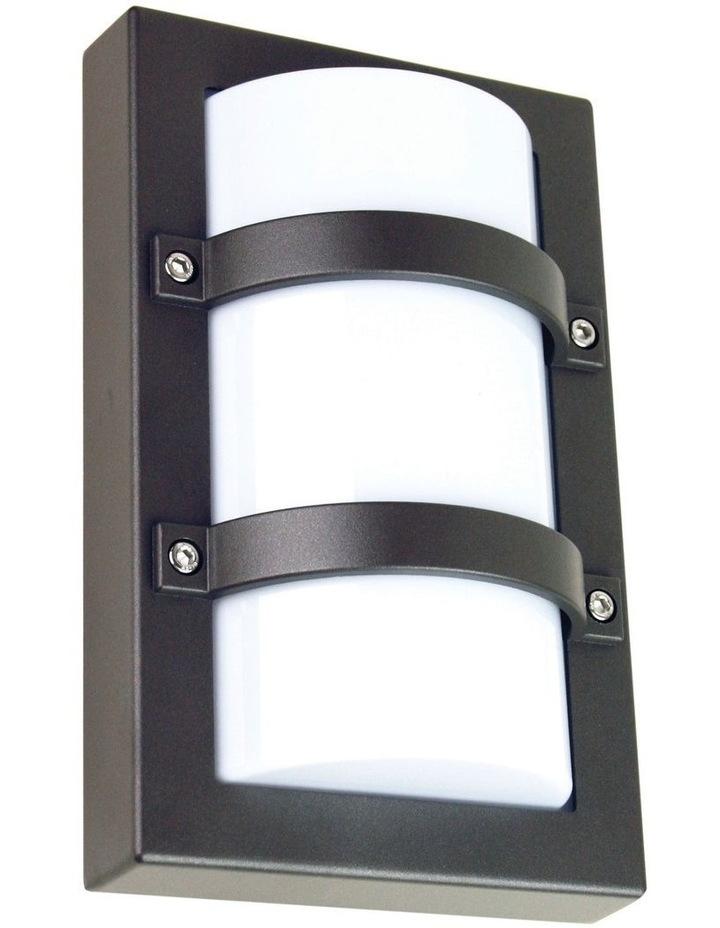 Trio Mini Exterior Bulkhead Light Graphite image 1