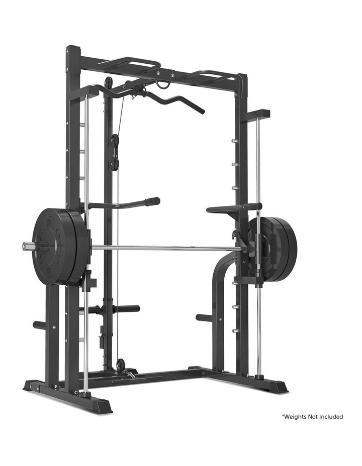 Cortex SM-10 Smith Machine with Pulley Station image 6
