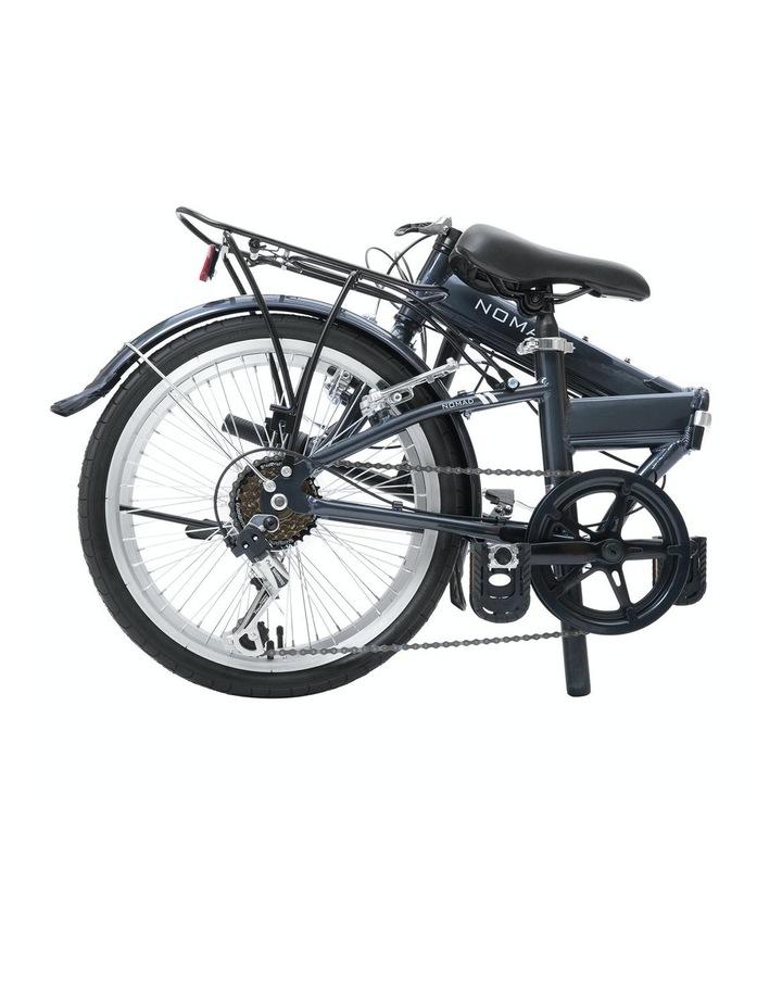 """Nomad Folding Bike 20"""" Grey image 3"""