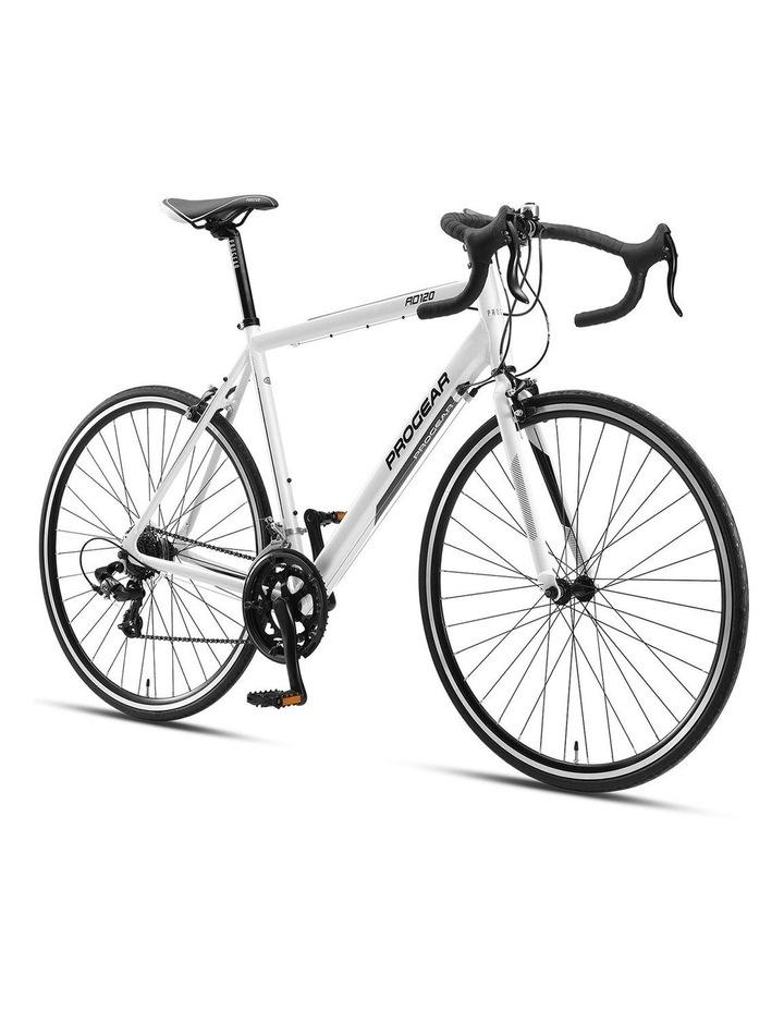 RD120 Road Bike 700*56cm White image 1