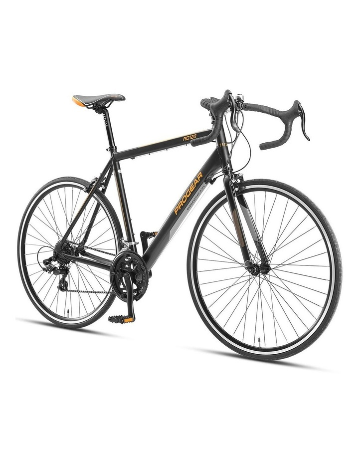 RD120 Road Bike 700*53cm Black image 1
