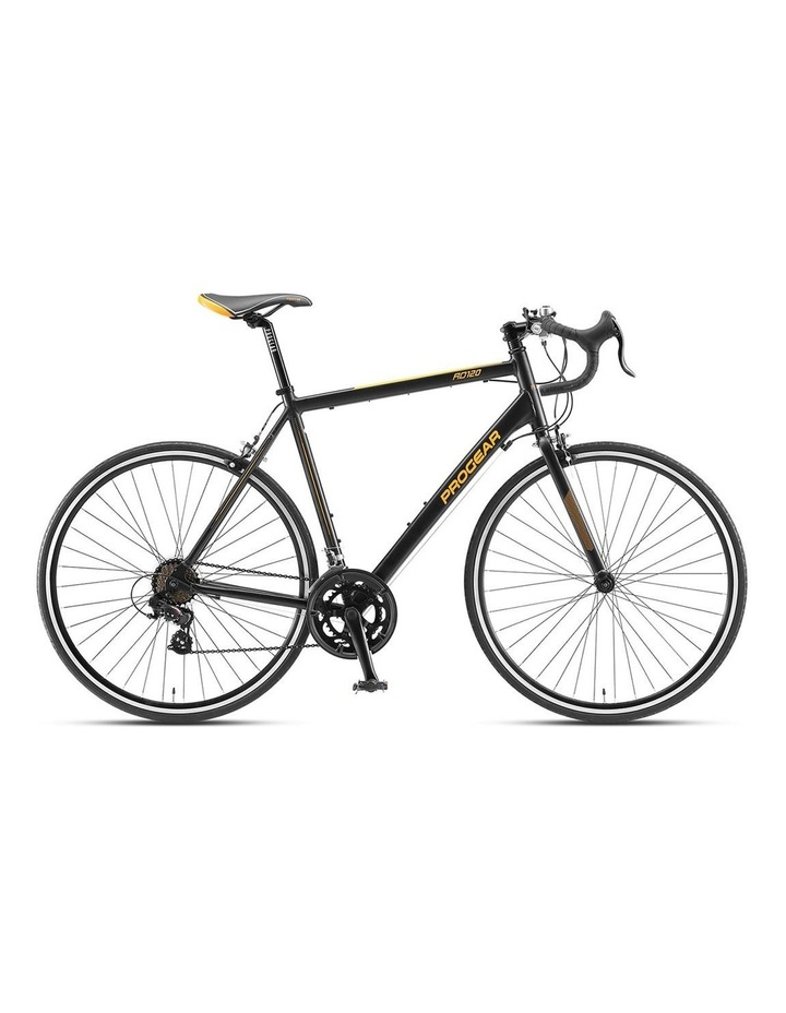 RD120 Road Bike 700*53cm Black image 2