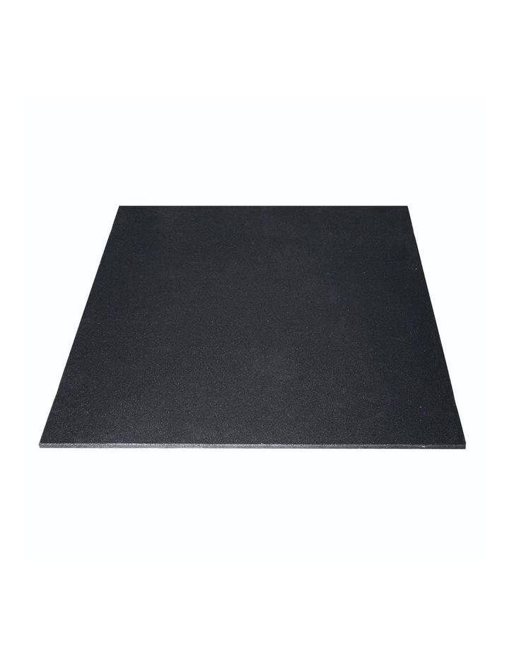 Cortex Rubber Gym Floor Mat 1m*1m*15mm image 1