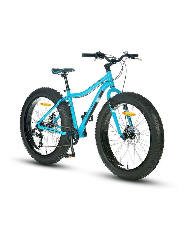 "Cracker Fat Bike 26*17"" Light Blue image 1"