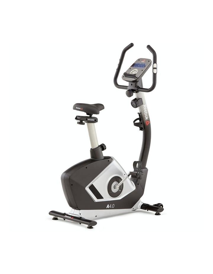 Reebok A4.0 Exercise Bike - Silver image 1