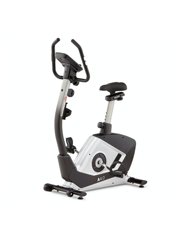 Reebok A4.0 Exercise Bike - Silver image 2