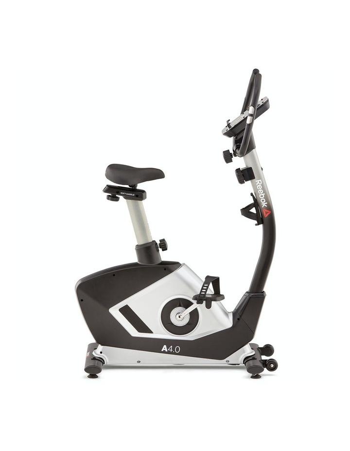 Reebok A4.0 Exercise Bike - Silver image 4