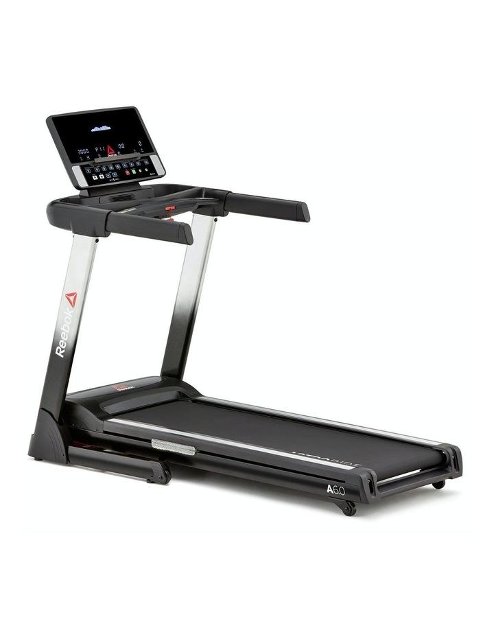 Reebok A6.0 Treadmill - Silver   Bluetooth image 1